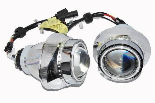 HID Projector Lens Universal Head Lamp Xenon