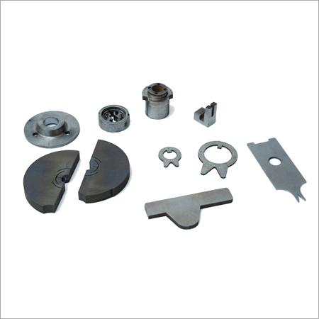 CNC Lathe Machined Components