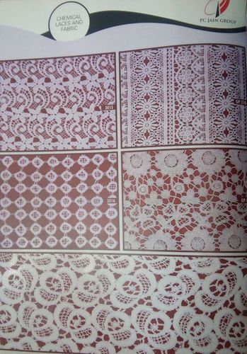 Chemical Lace & Fabric GP 210