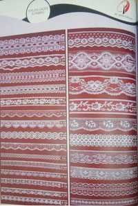 Traditional Nylon Lace Fabric
