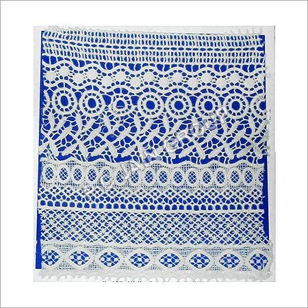 Handmade Border Laces