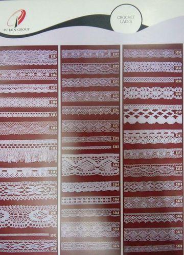 Designer Crocheted Fabric
