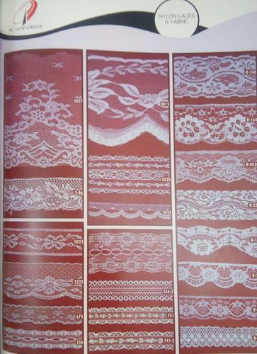 Nylon Laces & Fabrics