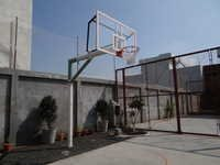 Professional Basketball Stand