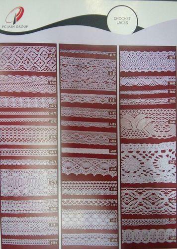 Stretchy Crochet Fabric