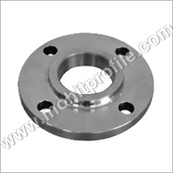 Milling Stainless Steel Flange