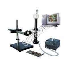 Video Zoom Microscope