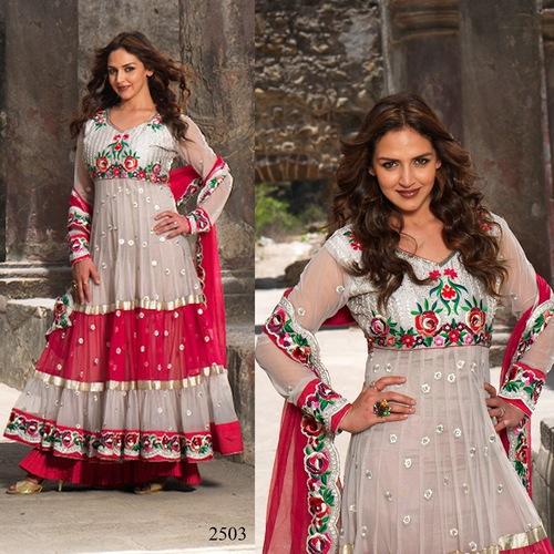 Churidar Long Anarkali Salwar Suits