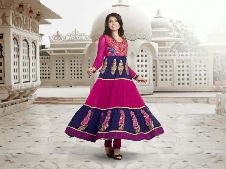 New Designer Unique Anarkali Dresses