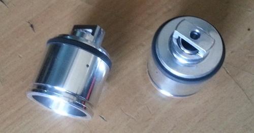 CNC Disc Holder