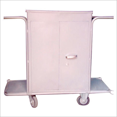 Metal Handicraft Trolley