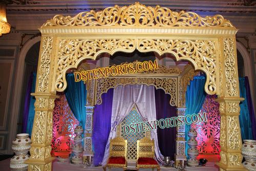 Wedding Grand Jodha Akbar Mandap