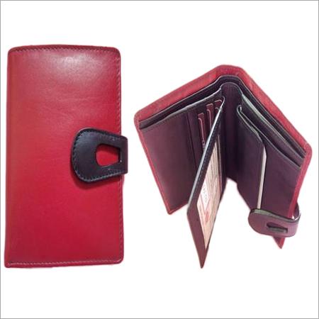 Designer Color Wallets