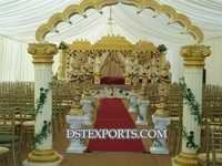 Wedding Latest Royal Mandap