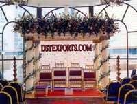 Latest Wedding Roman Mandap