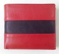 Executive bifold wallet
