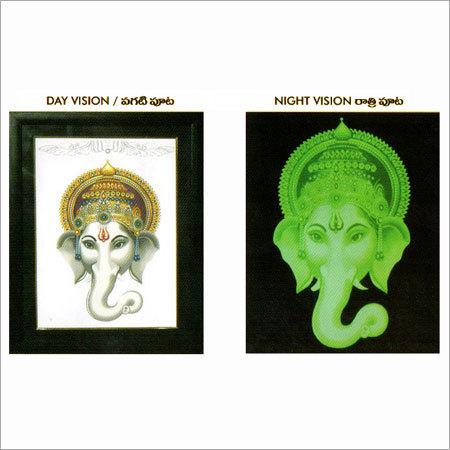 Glow In The Dark Photo Frame Sree Bhagavan Publication 7 1 2923