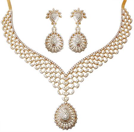 Best-Seller New High Quality Diamond Jewelry Set