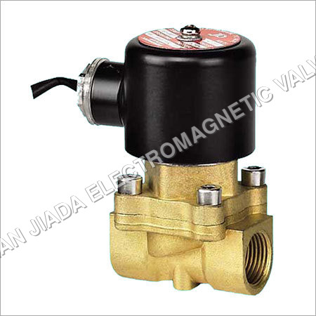 High Flow Direct Acting Solenoid Valve