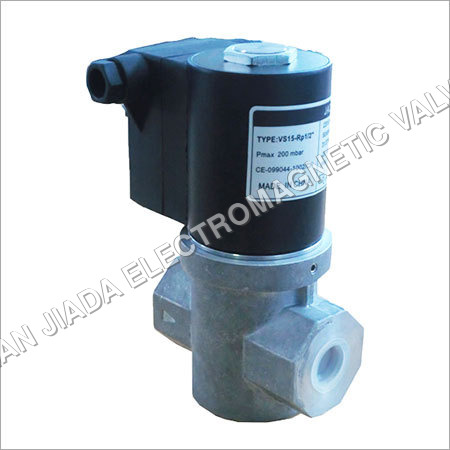Normally Closed Gas Solenoid Valve
