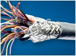 PTFE Insulated Multi Core Shielded Cable