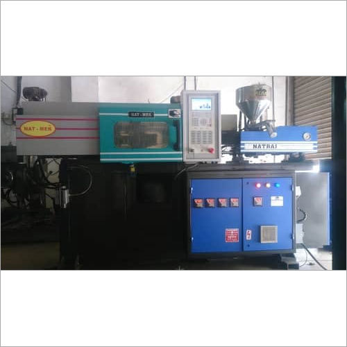 Mini Plastic Injection Machine Servo Motor Control