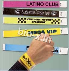 Events Wrist Bands