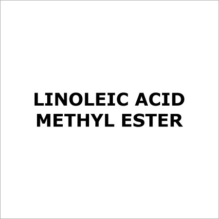 Linoleic Acid Methyl Ester - Manufacturer