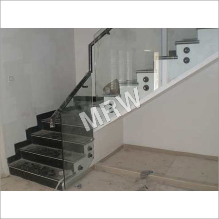 Heavy Glass Railing Systems