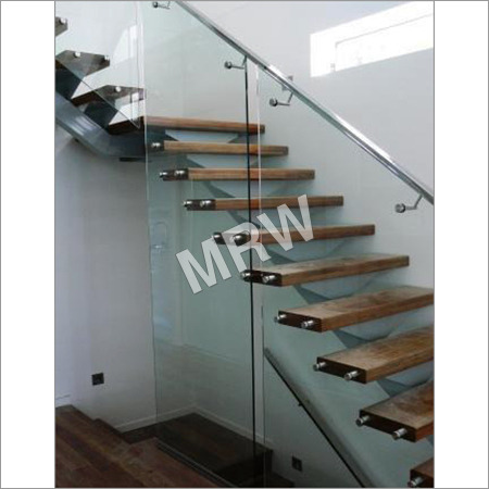 Stair Glass Railings