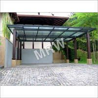 Parking Area Glass Canopy