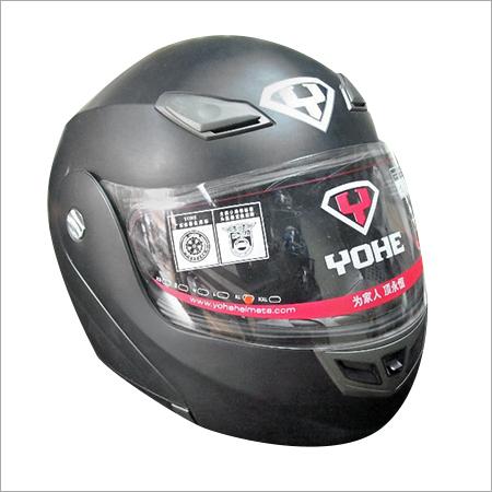 Vintage Full Face Motorcycle Helmet