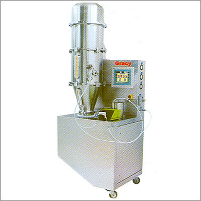 Laboratory Fluid Bed Processor