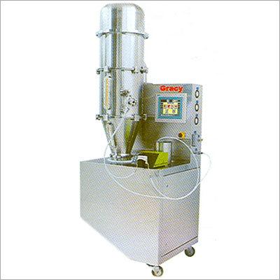 Laboratory Fluid Bed Processor