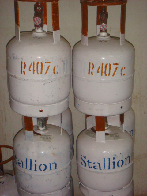 High Purity Refrigeration Gas