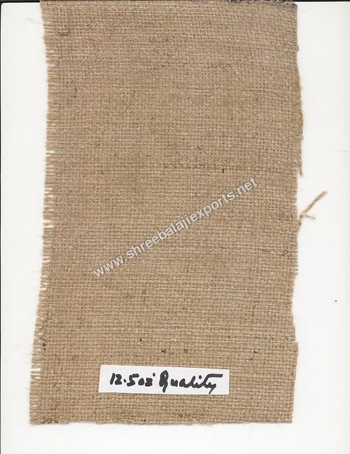 12.5 oz quality hessian cloth