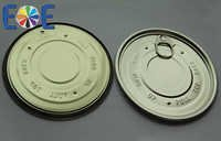 Aluminum Coffee Easy Open Can Lid Direct