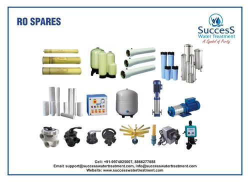 RO Plant Spare Parts
