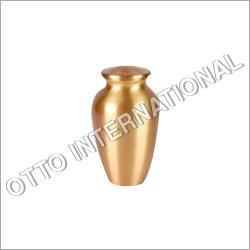 Aegean Bronze Metal Cremation Urn