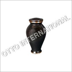 Midnight Bronze Metal Cremation Urn