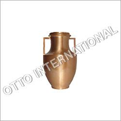 Sparta Bronze Metal Cremation Urn
