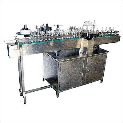 Round Bottle Labeling Machines