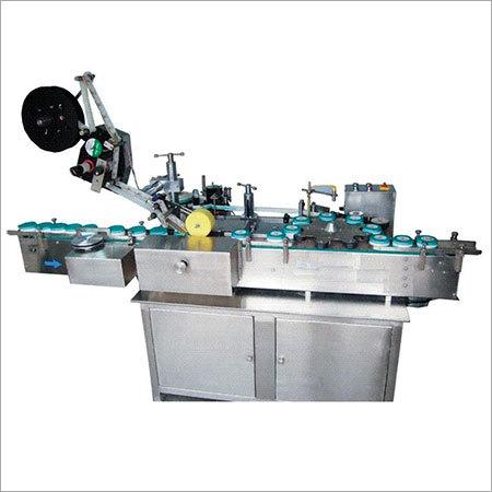 Top & Body Labeling Machine