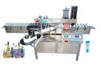 Double Side Front Back Labelling Machine