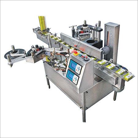 Security Seal applicator Machine