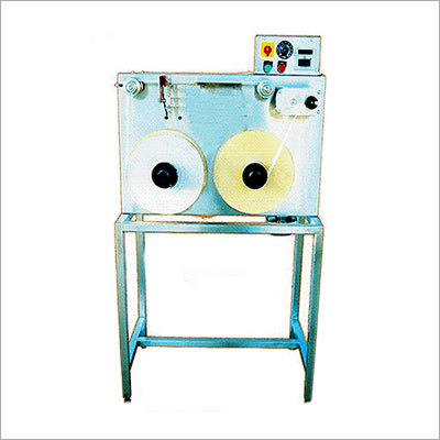 Label Roll Winder Re Winder Machines