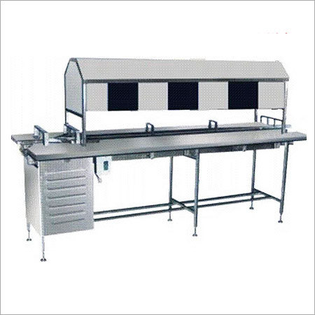 Visual Inspection Booth Machines