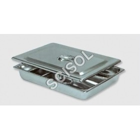 Surgical Trays With Cover