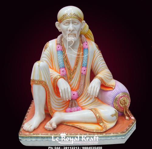 Marble Sai Nath Statues