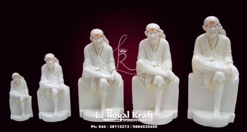 Marble Shirdi Sai Statues